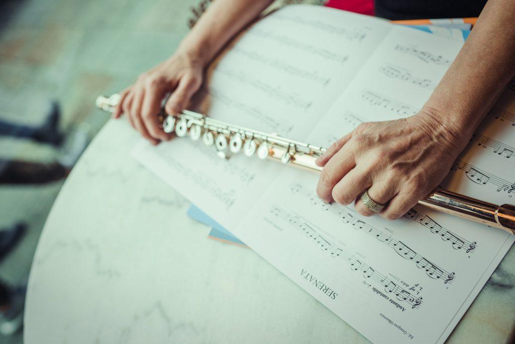 Flöte SaskiaSchneider