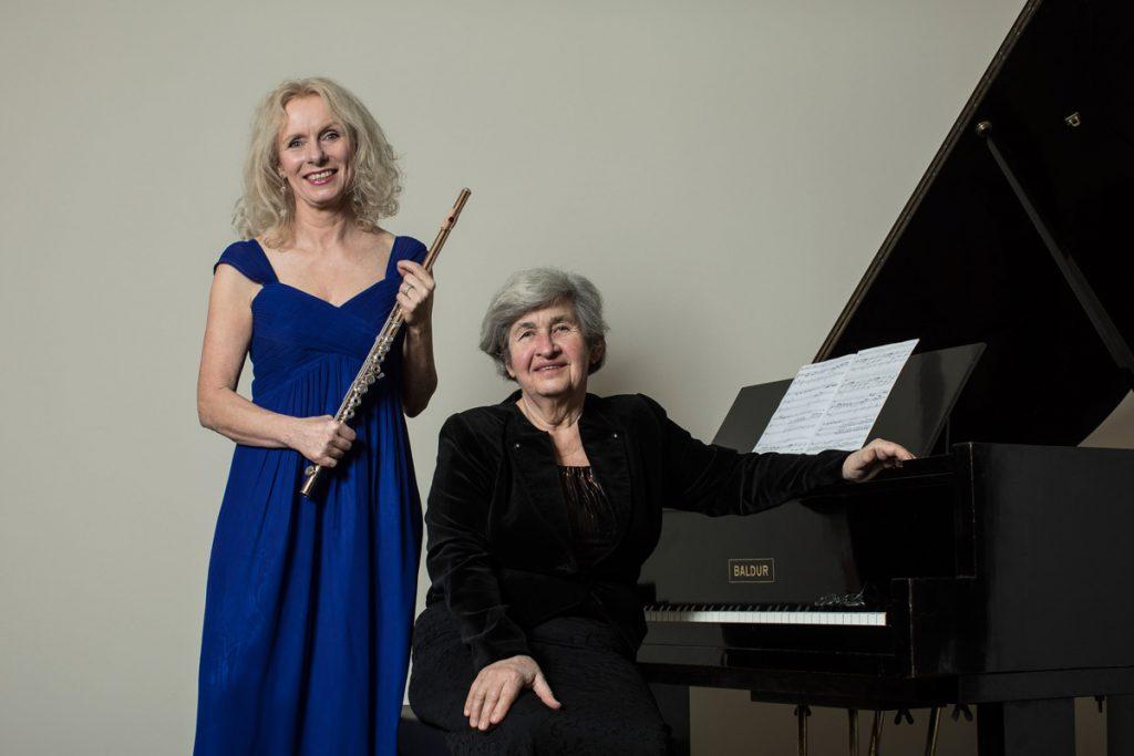 Saskia Schneider und Susanne Pentek